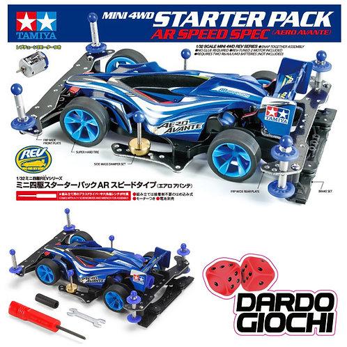 Starter Pack AR Speed Spec Aero Avante ITEM 18706