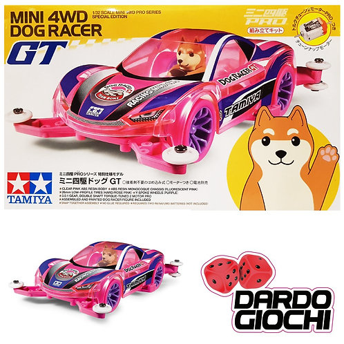 Mini 4WD Dog Racer ITEM 95366
