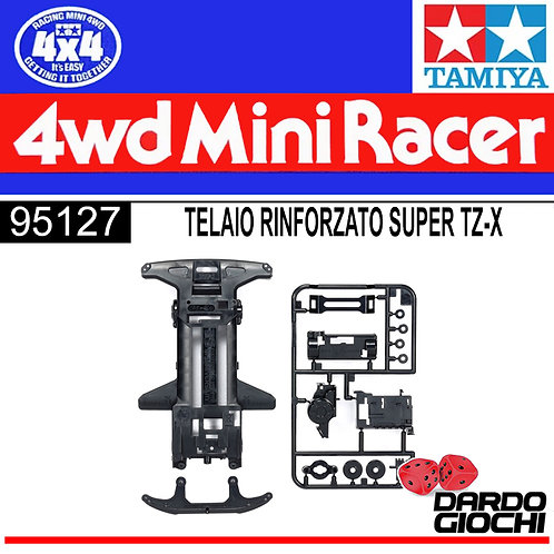Super TZ-X Reinforced Chassis (Black) 25th Anniv. ITEM 95127