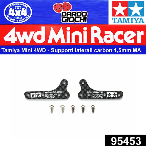 HG Carbon Side Stays for MA Chassis (1.5mm) ITEM 95453