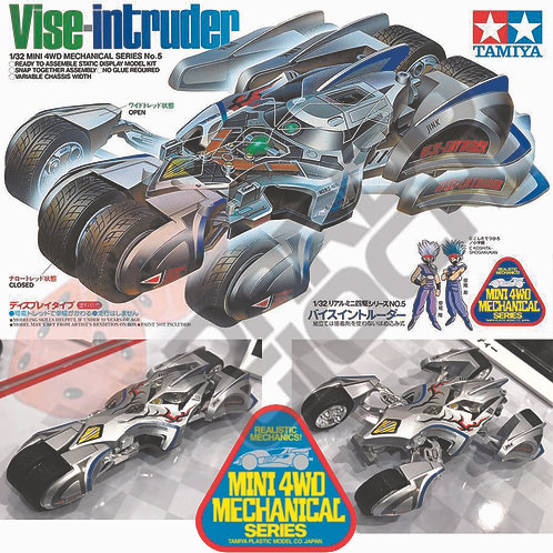 VISE-INTRUDER AUTO STATICA ITEM 95534