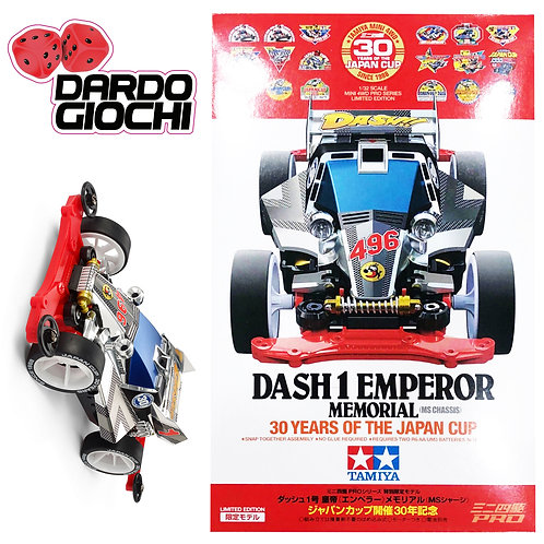 DASH 1 EMPEROR MEMORIAL 30years of japn cup (ms chassis) ITEM 95110