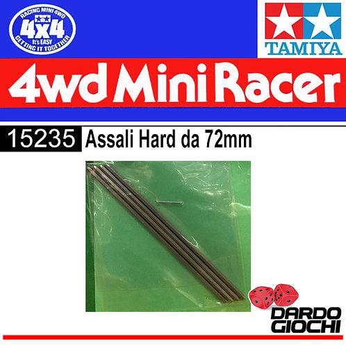 ASSALI HARD DA 72mm ITEM 15235
