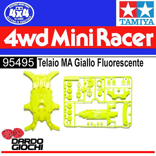 MA Fluorescent-Color Chassis Set (Yellow) ITEM 95495