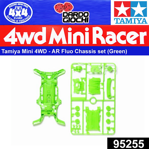 AR FLUORESCENT - COLOR CHASSIS SET ITEM 95255