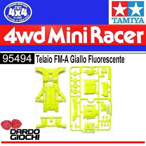 FM-A Florescent-Color Chassis Set (Yellow) ITEM 95494