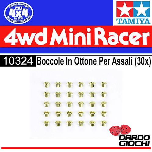 BOCCOLE IN OTTONE PER ASSALI (30pz) ITEM 15-324