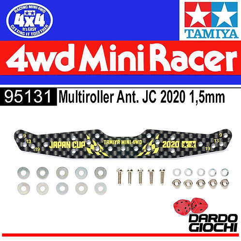 MULTIROLLER ANTERIORE JAPAN CUP 2020 1,5mm ITEM 95131