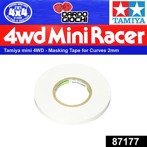 Masking Tape for Curves 2mm ITEM 87177
