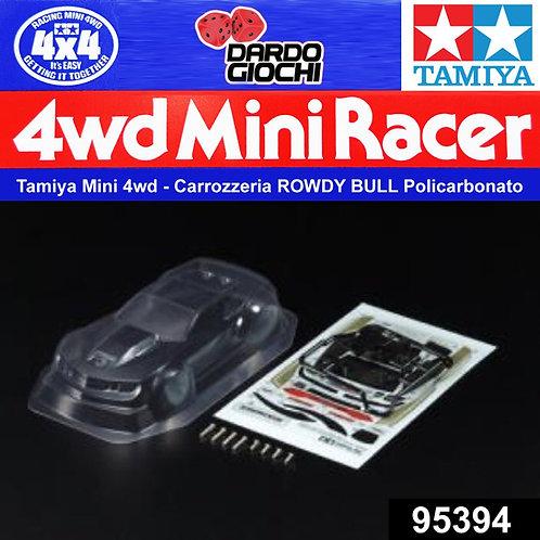 Rowdy Bull Clear Set ITEM 95394