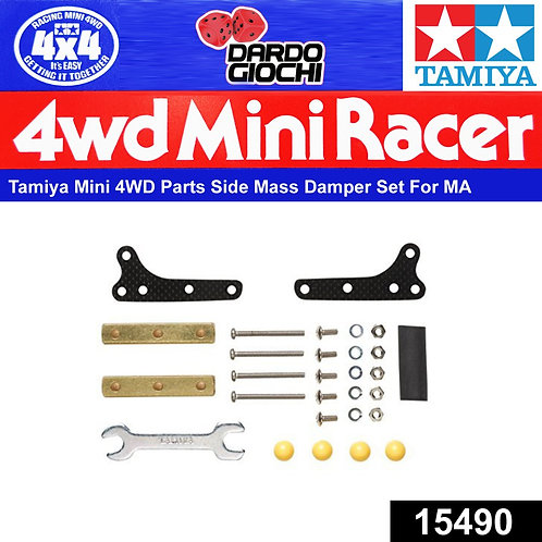 Side Mass Damper Set ( for MA Chassis ) ITEM 15490