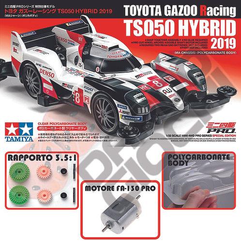 TOYOTA GAZOO Racing TS050 HYBRID 2019 (MA Chasiss) ITEM 95533