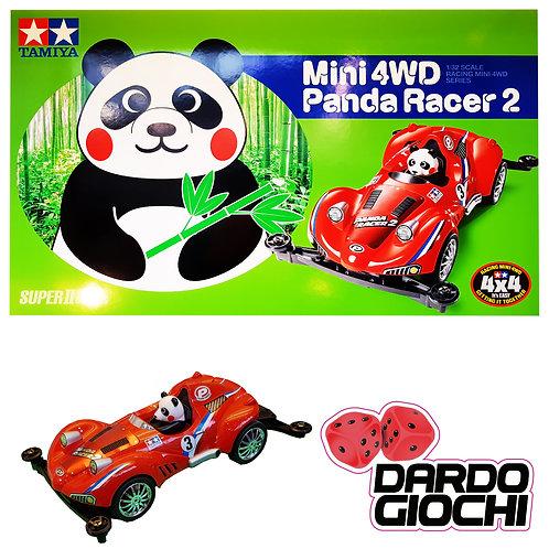 MINI 4wd PANDA RACER 2 (S2 Chassis )  ITEM 18092