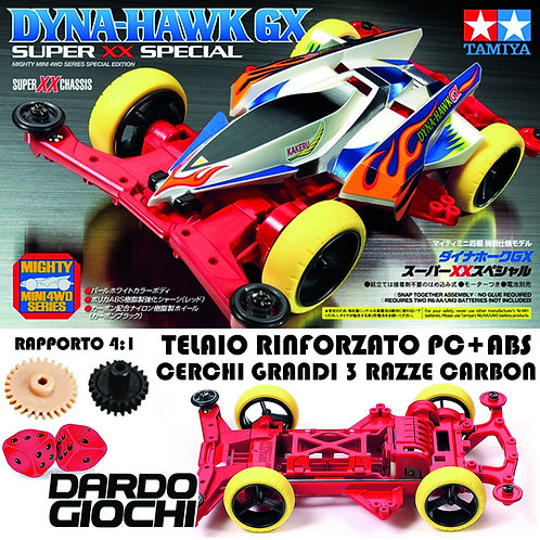 Dyna-Hawx GX (Super XX Special Chassis) ITEM 95467