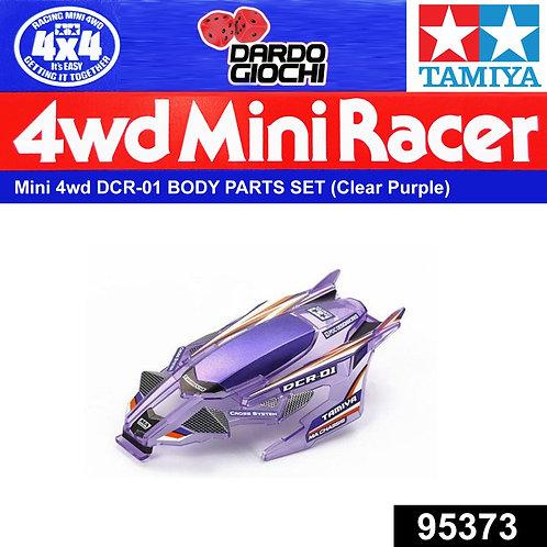 DCR-01 Body Parts Set ( Clear Purple ) ITEM 95373