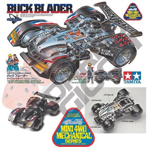 BUCK BLADER  AUTO STATICA ITEM 95532