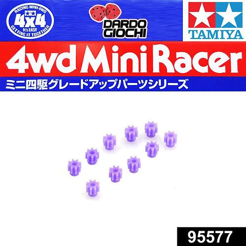8T Plastic Pinion Gear Set (10pcs.) ITEM 94577
