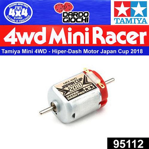 HYPER-DASH MOTOR PRO J-CUP 2018 ITEM 95112