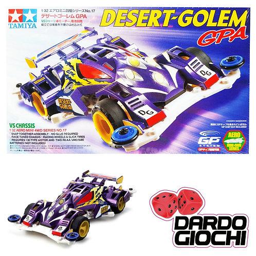 DESERT GOLEM GPA item 19617