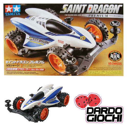 SAINT DRAGON PREMIUM (VS CHASSIS) ITEM 18071