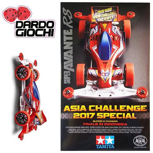 SUPER AVANTE RS Asia Callenge 2017 Special item 95351