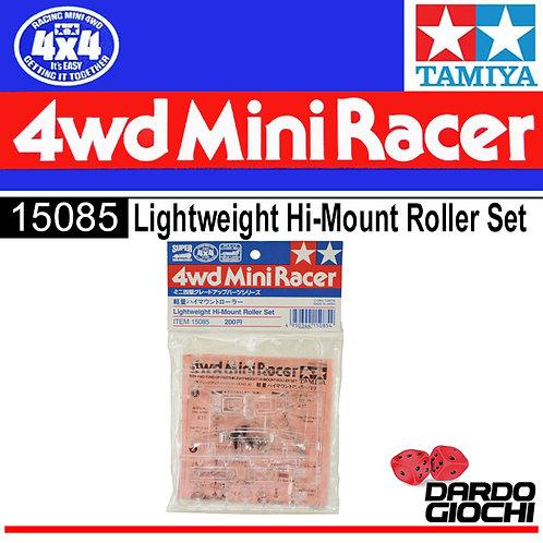 Lightweight Hi-Mount Roller Set ITEM 15085