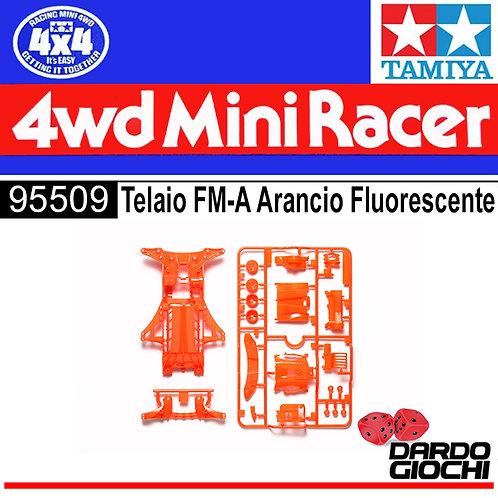 FM-A Fluorescent-Color Chassis Set (Orange) ITEM 95509