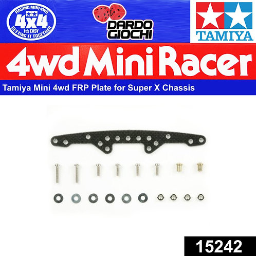 FRP Plate for Super X Chassis ITEM 15242