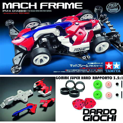 Mach Frame (FM-A Chassis) ITEM 18714
