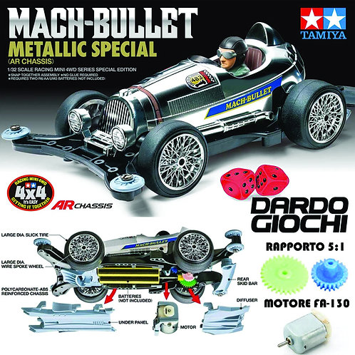 Mach-Bullet Metallic Special (AR Chassis) ITEM 95483