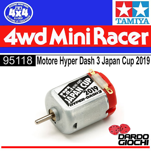 Motore Hyper Dash 3 Japan Cup 2019 ITEM 95118