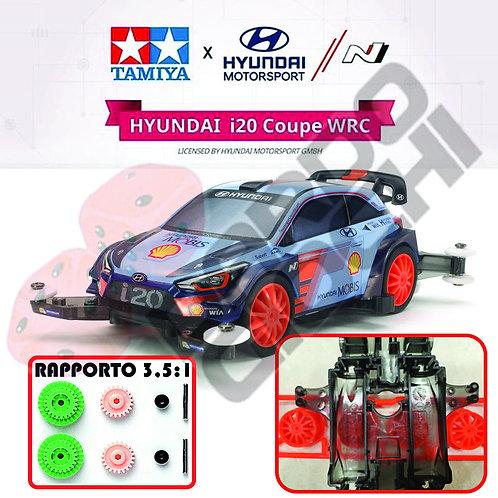 HYUNDAI i20 Coupe WRC (MA Chassis) ITEM 95517
