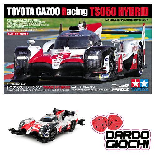 TOYOTA GAZOO Racing TS050 HYBRID (MA Chassis) ITEM 18652