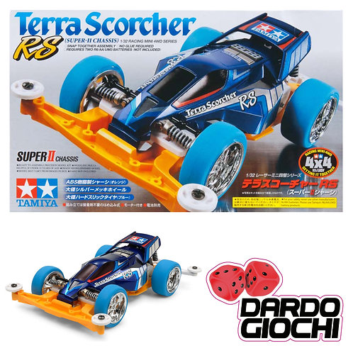 TERRA SCORCHER RS S2Chassis  ITEM 18064