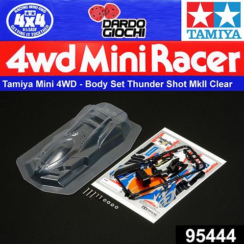 THUNDER SHOT MK.II Clear Body Set ITEM 95444