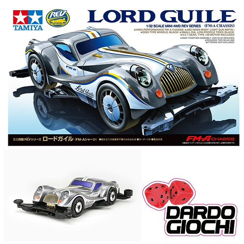 LORD GUILE ( FM-A Chassis) ITEM 18712