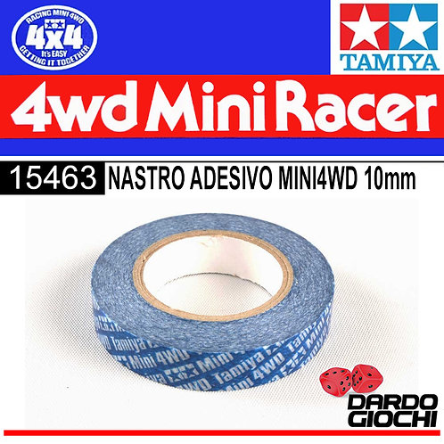 Mini 4WD Multipurpose Tape ( 10mm Width/Blu ) ITEM 15463