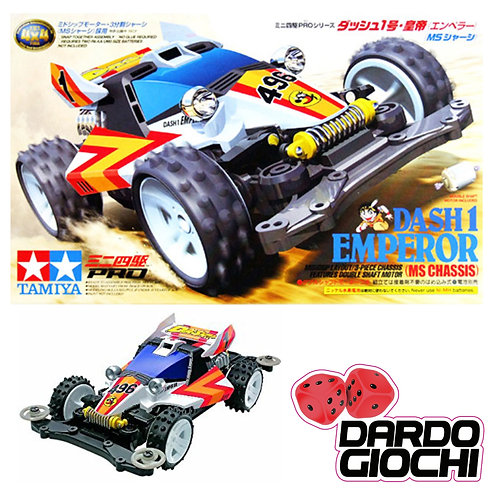 DASH 1 EMPEROR (ms Chassis ) ITEM 18625
