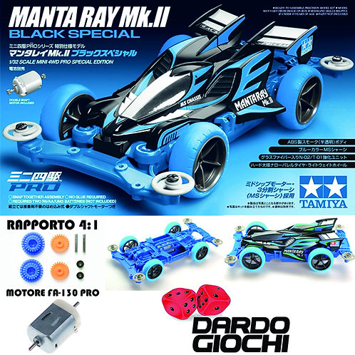 Manta Ray MK.II Black Special (MS Chassis) ITEM 95466