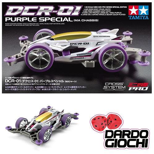 DCR-01 Purple Special ITEM 95372