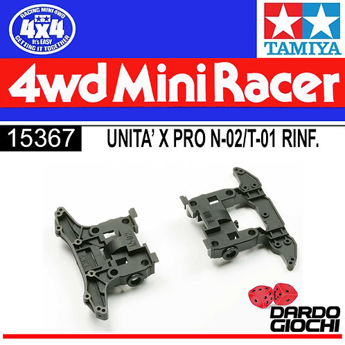 MINI 4WD PRO Reinforced N-02/T-01 Units ITEM 15367
