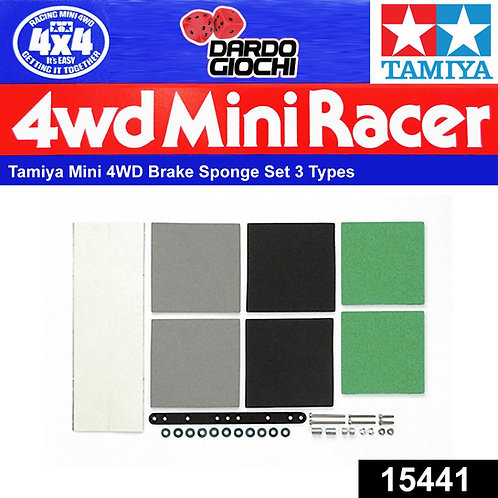 Brake Sponge Set ( 3 Types ) ITEM 15441