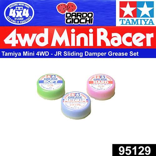 Sliding Damper Grease Set ITEM 15129