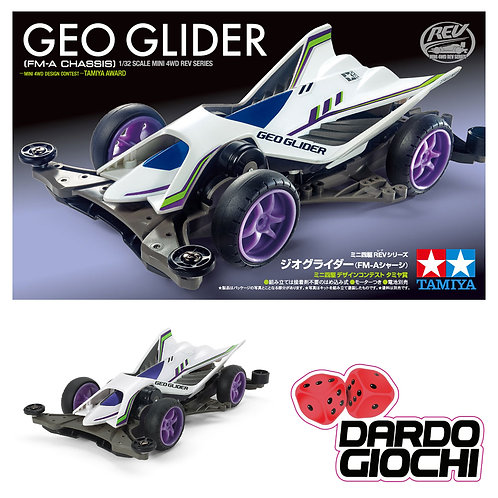 GEO GLIDER (FM-A Chassis) ITEM 18716