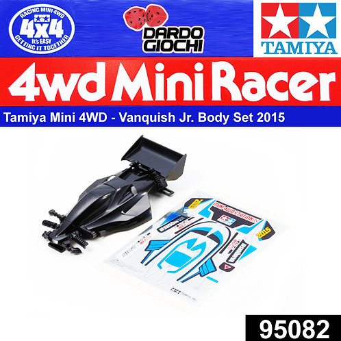 VANQUISH Jr. BODY SET (2015 MINI 4WD STATION) ITEM 95082