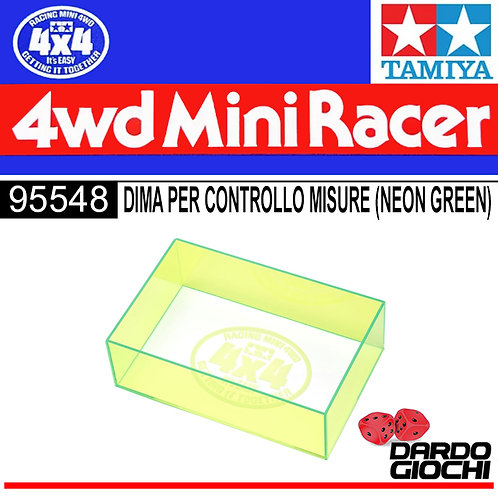 MINI 4WD CAR DIMENSION CHECKER ITEM 95548