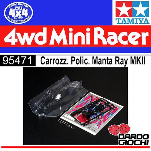 Manta Ray MK.II Clear Body Set II ITEM 95471