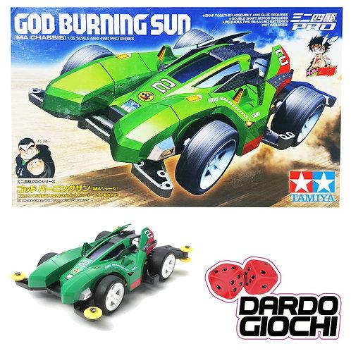 PRO GOD BURNING SUN item 18644.