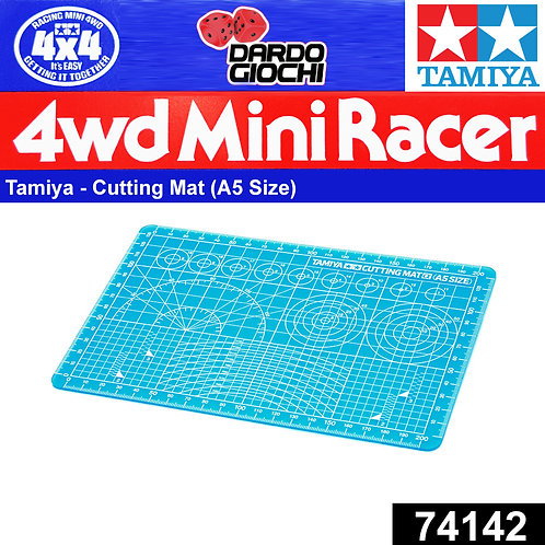 Cutting Mat (A5 size/blu ) ITEM 74142