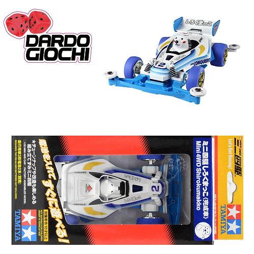 SHIROKUMAKKO RACER montata item 95227